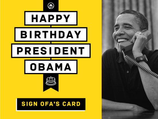 The Beachwood Reporter Obama Really Really Really Wanted To – Barack Obama Birthday Card