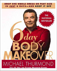 Michael Thurmond's Six-Day Body Makeover